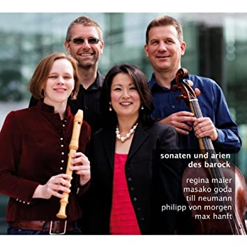 Sonaten und Arien des Barock