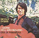 PM3639 7'-45 giri' I Giorni Dell'Arcobaleno / Era Di Primavera VINY