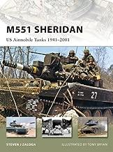 M551 Sheridan: US Airmobile Tanks 1941–2001 (New Vanguard Book 153)