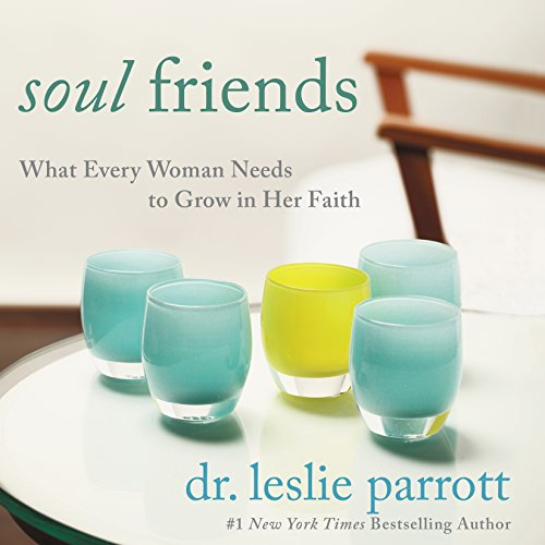 Soul Friends audiobook cover art