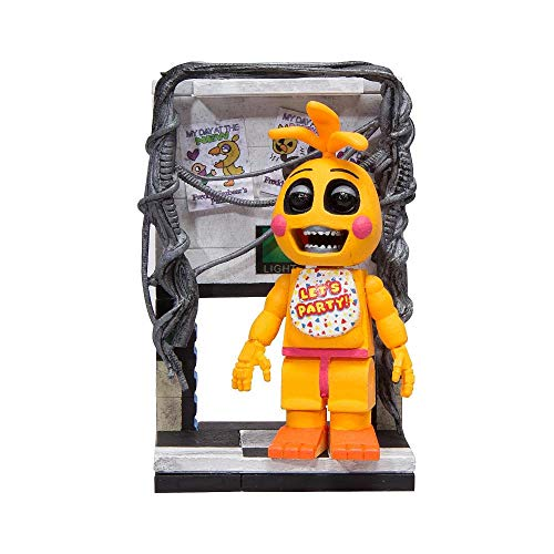 McFarlane Toys Five Nights at Freddy's Micro Right Air Vent Construction Set