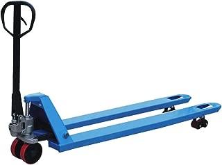M20L Heavy Duty Pallet Jack 4400 lbs Hand Pallet Truck Extra Long 27 x 72