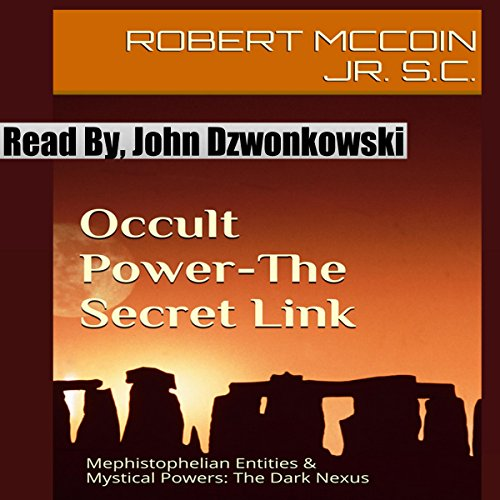 Occult Power - The Secret Link audiobook cover art