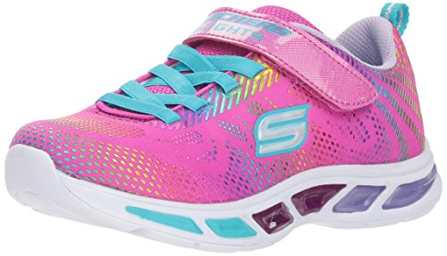 Skechers Kids' Litebeams-Gleam N'dream Sneaker