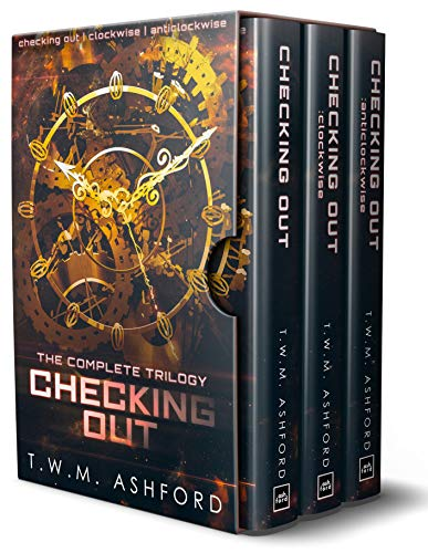 Checking Out: The Complete Trilogy: (Checking Out Box Set, books 1 - 3) (English Edition)