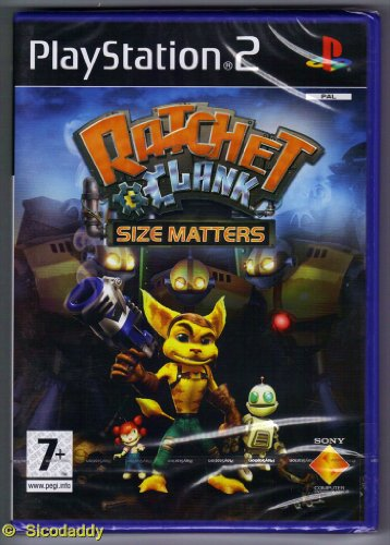 Sony Ratchet & Clank: Size Matters (PS2)