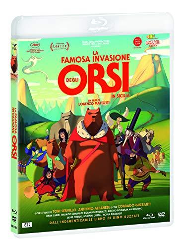 La Famosa Invasione Degli Orsi In Sicilia - Combo (Br+Dv)