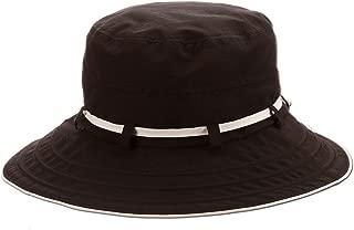 Panama Jack Women's Bucket Sun Hat - Packable, Lightweight Nylon, UPF (SPF) 50+ Sun Protection, 3