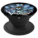 Voltron: Legendary Defender The Paladins And Lions - PopSockets Grip and Stand for Phones and Tablets