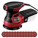 TACKLIFE Random Orbit Sander, 3.0-amp 5-inch...