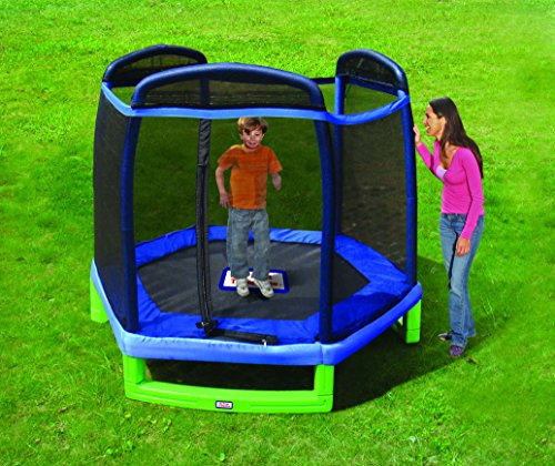 "Sportspower 84"" My First Trampoline"