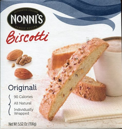 Nonni's Biscotti Originali 8-Count Chicago Mall of Pack 6 Cheap mail order sales