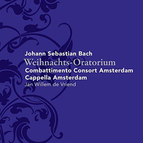 Combattimento Consort Amsterdam & Capella Amsterdam