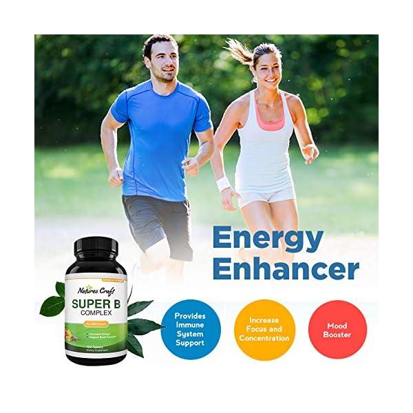 Health Shopping Vitamin B Complex Adult Multivitamin – Super B Complex