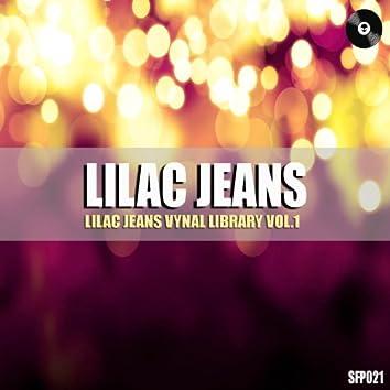 Lilac Jeans Vinyal Library (Vol.1)