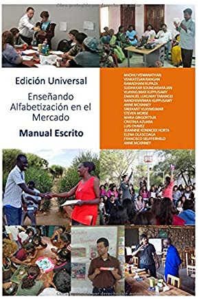 Edición Universal Enseñando Alfabetización En El Mercado: Manual Escrito