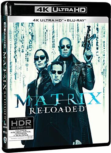 Matrix Reloaded 4k UHD [Blu-ray]