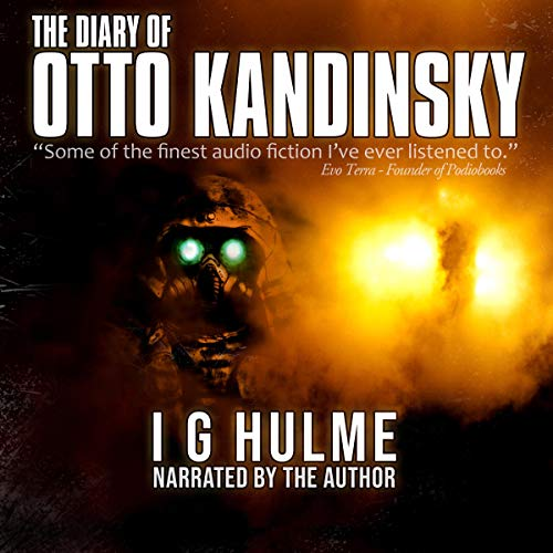 The Diary of Otto Kandinsky audiobook cover art