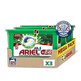 Ariel Pods Allin1 Detergente Lavadora Cápsulas, 129 Lavados (3 x 43), Ultra Oxi