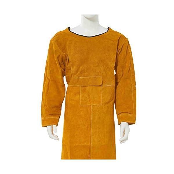 Holulo Leather Welding Apron 1