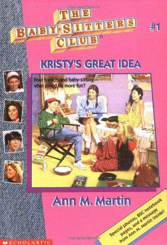 Kristy's Great Idea (Baby-sitters Club)の詳細を見る