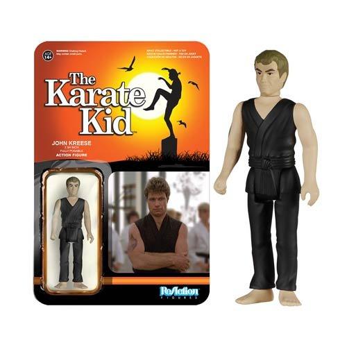 Funko Reaction: The Karate Kid - Kreese Action Figure