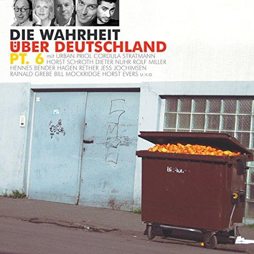 Couverture de Die Wahrheit über Deutschland 6