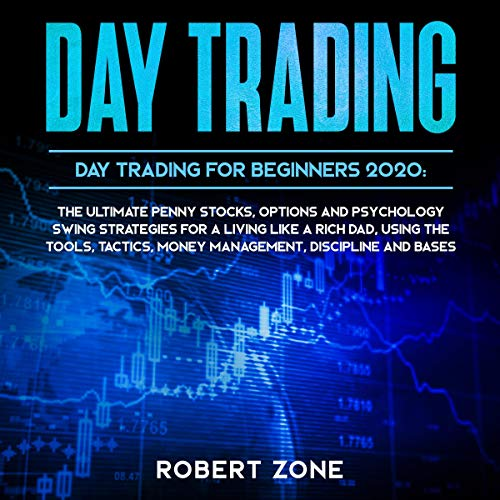 Day Trading for Beginners 2020 cover art