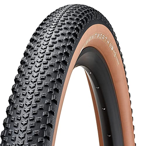 AMERICAN CLASSIC Gravel Bike Tire, Wentworth Tubeless Ready Bicycle Tire, 650B x 47C, 700 x 40C, 700...