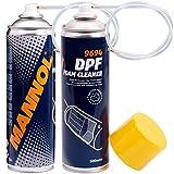 Mannol DPF 2 limpiadores con sonda, 500 ml, lata