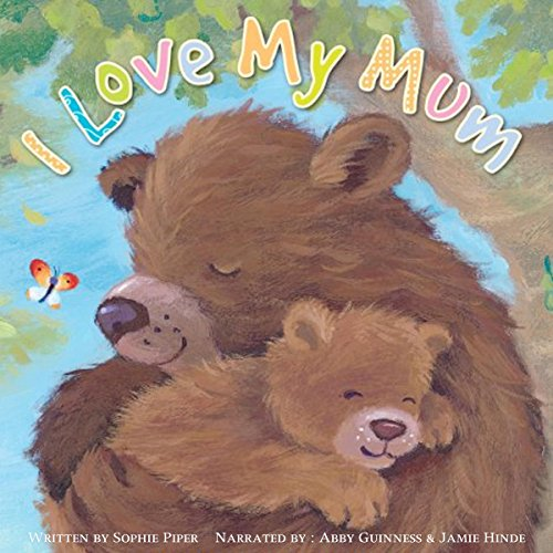 I Love My Mom  By  cover art