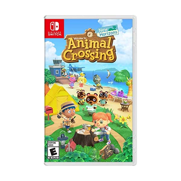 Animal Crossing: New Horizons [Twister Parent]