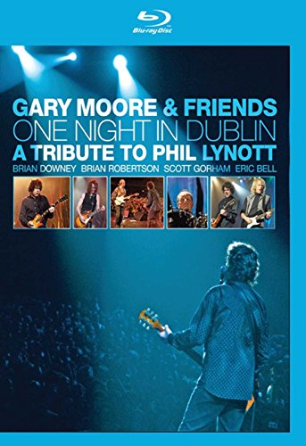 One Night In Dublin - A Tribute To Phil Lynott [Blu-ray] [2008] [UK Import]