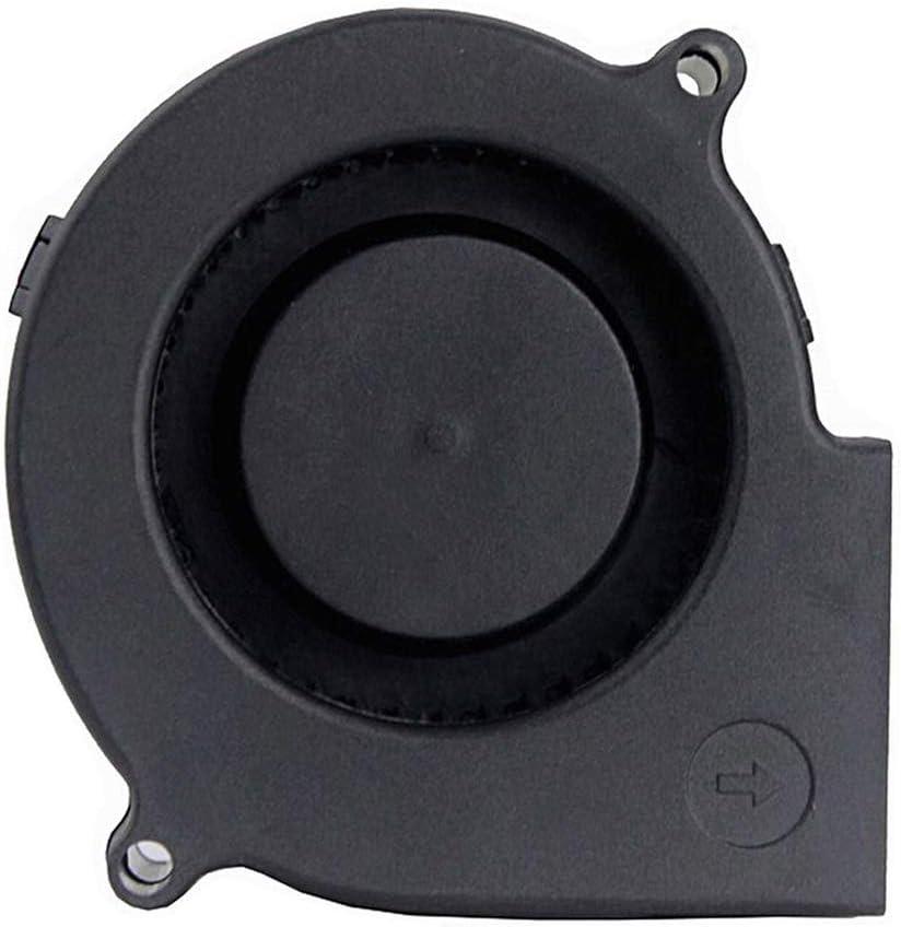 GDSTIME 75mm x 30mm 7530 DC Cooli Volt Max 75% OFF Blower Chicago Mall Brushless Turbo 12