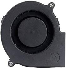 GDSTIME 75mm x 30mm 7530 DC 12 Volt Brushless Turbo Blower Cooling Fan