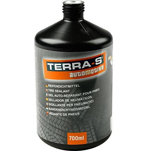TerraS Reifendichtgel zu Pannen - Set 700 ml