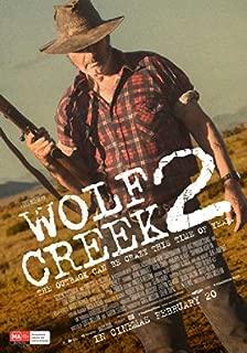 Wolf Creek 2 (Australian) 27x40 Movie Poster (2014)