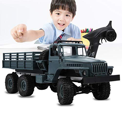 VGEBY MN88S 1/16 2.4G RC Car 6WD 4CH Niños Niñas Coche de Control Remoto Juguete Maravilloso Regalo para niños y Adultos