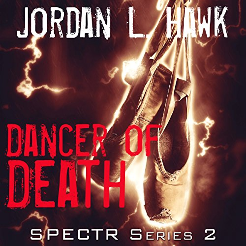 Dancer of Death audiobook cover art