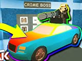 Clip: Machine Gun car!