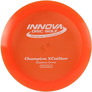 Innova Champion XCaliber Distance Driver Golf Disc [Colors May Vary]
