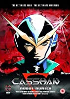 Casshan: Robot Hunter [Deluxe Double Disc Set] [Import anglais]