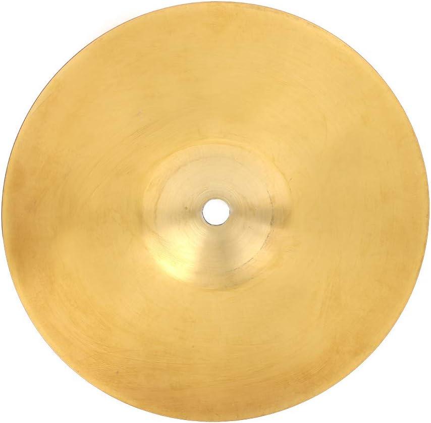Brass Cymbal Max 68% OFF 10in Splash San Diego Mall Premium for P Set Drum
