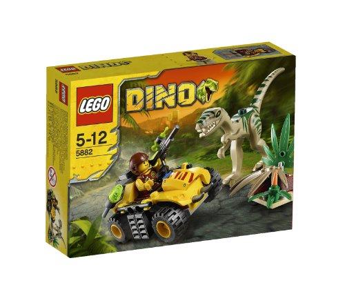 LEGO Dino - La Emboscada del Megapnosaurio