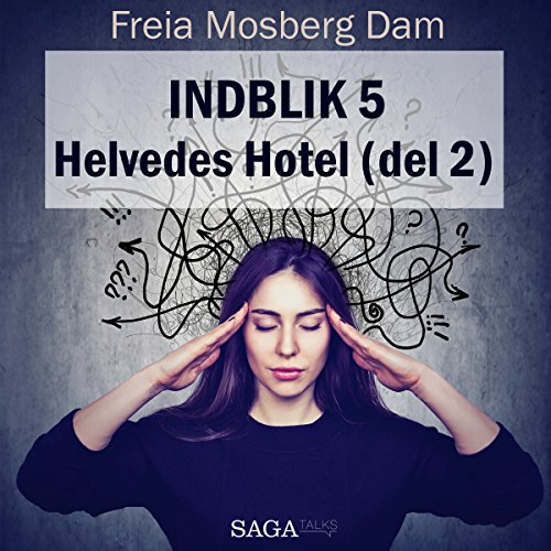 Helvedes Hotel 2 cover art