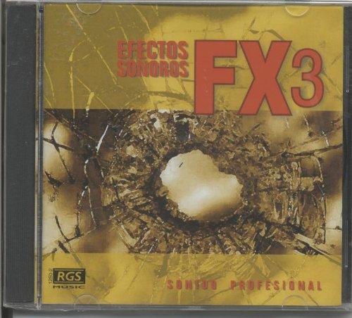Fx Efectos Sonoros Vol.3