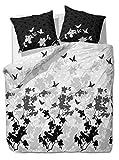 etérea Baumwolle Bettwäsche - Osaka Schmetterlinge - weich und pflegeleicht