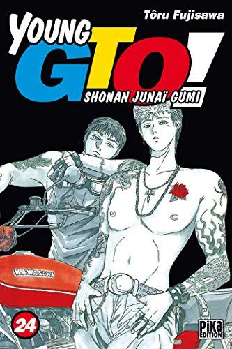 Young GTO T24: Shonan Junai Gumi