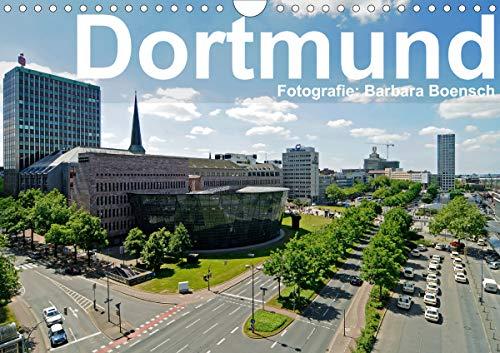 Dortmund - moderne Metropole im Ruhrgebiet (Wandkalender 2021 DIN A4 quer)