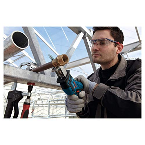 Bosch Professional Scie Sabre Sans-fil GSA 12V-14 (12V, 65mm, 1,2kg, L-Boxx)